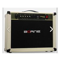 Amplificador Cubo Borne Vorax 12100 100w Rms 1x12 Falante