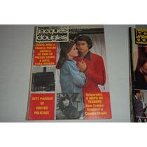 Revista Policial Jacques Douglas Nº 130 Anos 1970 Fotonovela