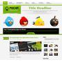 Template Joomla 3.0 Pocha - Institucional E Blog - J568