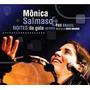 Cd Monica Salmaso Noites De Gala Ao Vivo Pau Brasil