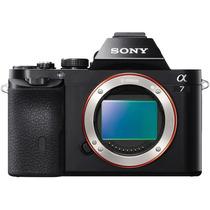 Sony Alpha A7 Câmera Digital Novo Na Caixa! Pronta Entrega!