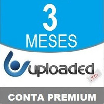 Conta Premium Uploaded 90 Dias Direto Do Site Conta Oficial