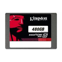 Hd Ssd Kingston 480gb Ssdnow V300 Sata 3 6gb/s P. Entrega!