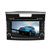 Central Multimidia Gps Tv Digital Para Nova Honda Crv 2012