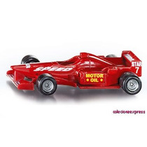 Miniatura Alema Siku 1357 Carro De Formula 1 1:64 Hotwhlees