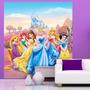 Adesivo Princesas Disney Painel