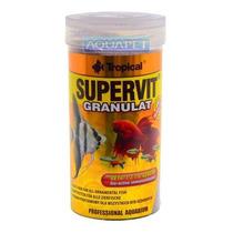 Ração P/ Peixe Supervit Granulat 250ml 138g Tropical