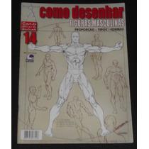 Revista Mangá E Anime - Figuras Masculinas - Ed. Cannã