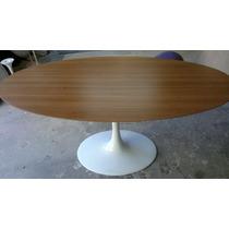Mesa Tulipa Saarinen Oval 1.60 X 0.90