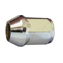 Porca Crom Roda D-20, S-10, Blazer /97, Silverado - Emblemax