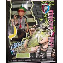 Monster High - Deuce Gorgon - Meus Olhos Brilham - Com Nota