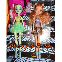 Boneca Monster High Magic Pronta Entrega