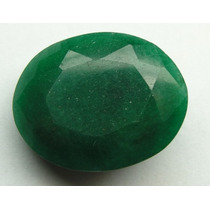 Esmeralda 100% Natural Oval Verde 18.90 Cts! Ref.:231