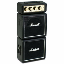 Mini Amplificador Marshall Ms4 Musical Center Magnelson