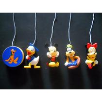 Brinquedos Para Móbile Berço - Mickey / Pato Donald - Novo