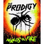 The Prodigy - World's On Fire Dvd+cd Raro Novo Original Lac