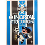 Hq Livro Infantil O Imortal Tricolor Em Quadrinhos