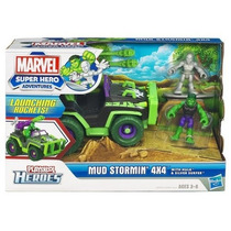 32969 Marvel Super Hero Kit - Hulk E Surfista Prateado