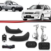 Kit Vidro Elétrico Corsa Sedan 2012 Sensorizado