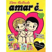 Amar É 2015 - Album Completo C/ Todas As Figurinhas P/ Colar