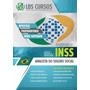 Apostila Digital Concurso Inss 2016 Analista Seguro Social