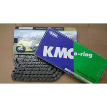Corrente 520 X 108 (nx 200 / Xr 200) - Kmc (retentor)