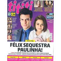 Tititi 777: Mateus Solano / Klara Castanho / Chiquititas !!