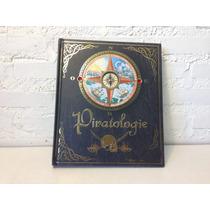 Livro Sobre Piratas - Francês Infantil Crianças Presente 650