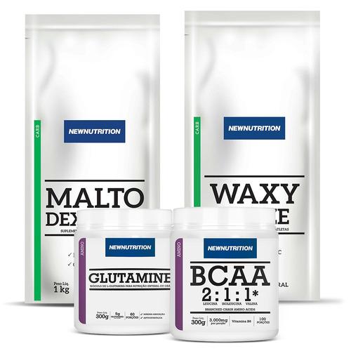Kit Endurance Newnutrition Pronta Entrega !