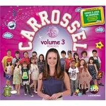 Cd Carrossel Vol 3 -novela