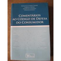 Livro: Comentários Ao Código De Defesa Do Consumidor