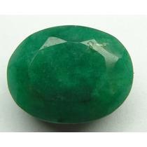 Esmeralda 100% Natural Oval Verde 10.20 Cts! Ref.:239