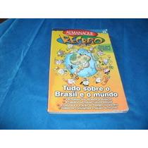 Livro Recreio Tudo Sobre Brasil Ano 2003 Ref.072