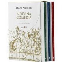 Livro A Divina Comédia Dante Alighieri Novo==lacrado Com Ca