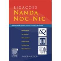 Livro Ligações Nanda, Noc - Nic 3/e