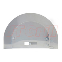 Porta P/ Forno Iglu Inox Am80 - Jt Grill