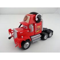 Disney Cars Pit Crew Member Mack Mcqueen Original Mattel
