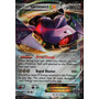 Pokemon Genesect Ex Xy Fates Collide Inglês Original