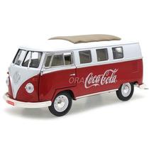 Kombi 1962 Coca-cola Motor City Classics 1:18 397471