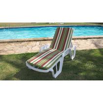 Almofada Para Cadeira De Espreguiçadeira - 1,81 X 57 X 4cm