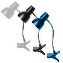 Luminária Flexível De Garra - Stylus P/ Escritório E Estudo