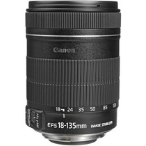 Canon Lente Ef-s 18-135mm F/3.5-5.6 Is +nfe Pronta Entrega