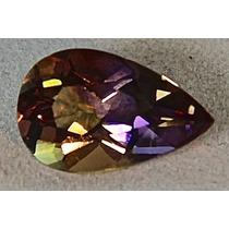 Rsp 646 Magnífico Ametrino Dourado Purpuro Pera
