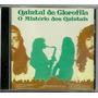 Cd - Quintal De Clorofila: O Mistério Dos Quintais