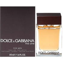 Dolce & Gabbana The One Edt Masc. Produto Original 50 Ml