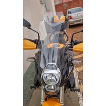 Bolha Alongada Com Defletor Kawasaki Versys 650 - 5650