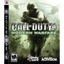 Call Of Duty 4 Modern Warfare - Ps3 - Midia Fisica Novo Cod