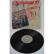 Sambas De Enredo Do Rio Grande Do Sul Lp Carnaval 1987