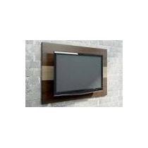 Home Parede Fixo Painel Tv Lcd 42 Polegadas New Simples