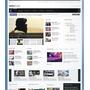 Template Joomla Responsivo 2.5 E 3.1 Portal Noticias - J562